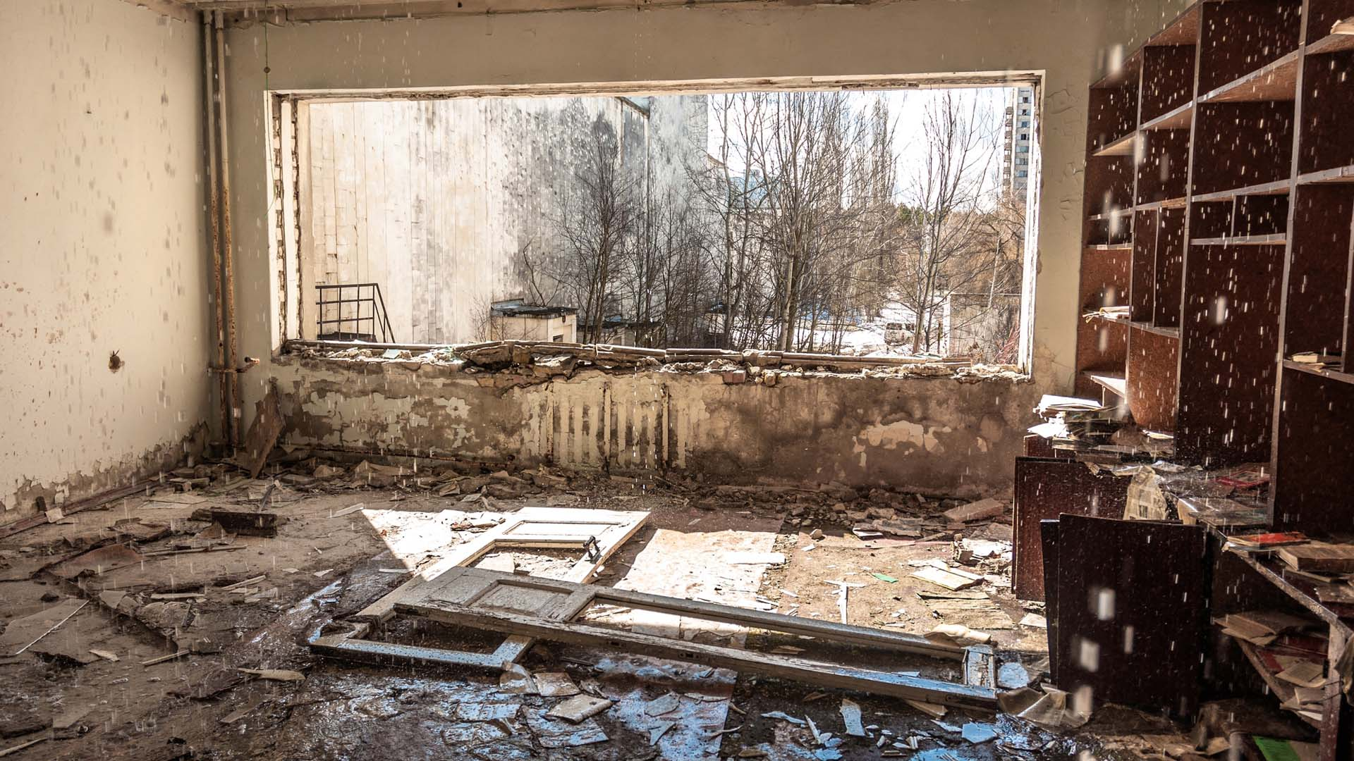 water damage disasters