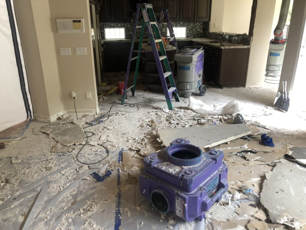 Home Remediation Process